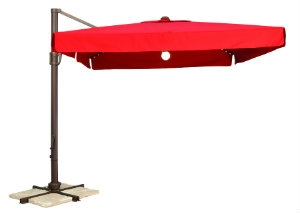Large Square Patio Umbrella - Wanda Portofino Pro - 8x8  sc 1 st  Plain and Simple Deals : canopy umbrella - memphite.com